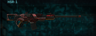 Tr digital scout rifle hsr-1