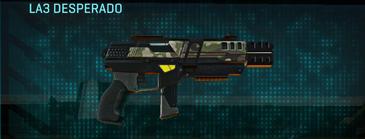 Woodland pistol la3 desperado