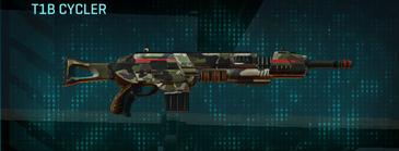 Woodland assault rifle t1b cycler
