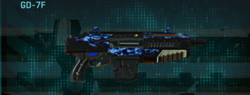 Nc digital carbine gd-7f