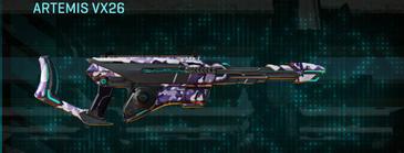 Vs urban forest scout rifle artemis vx26