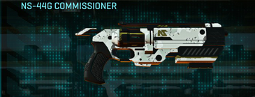 Rocky tundra pistol ns-44g commissioner