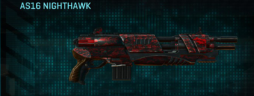 Tr digital shotgun as16 nighthawk