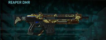 India scrub assault rifle reaper dmr
