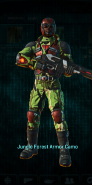 Tr jungle forest engineer