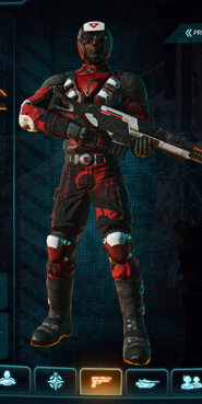 Tr alpha squad combat medic