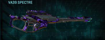 Vs alpha squad sniper rifle va39 spectre