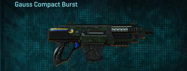 Clover carbine gauss compact burst