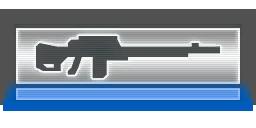 Sniper Rifle Ribbon