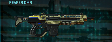 Palm assault rifle reaper dmr