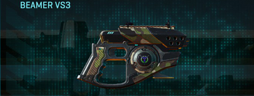 Woodland pistol beamer vs3