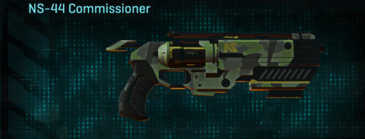 Amerish scrub pistol ns-44 commissioner