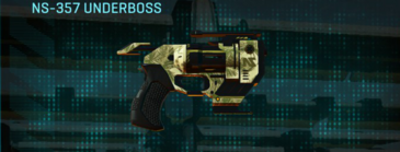Palm pistol ns-357 underboss