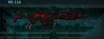 Tr loyal soldier assault rifle ns-11a