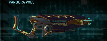 India scrub shotgun pandora vx25