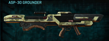 Palm rocket launcher asp-30 grounder