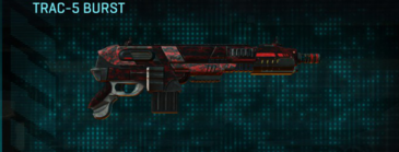 Tr digital carbine trac-5 burst