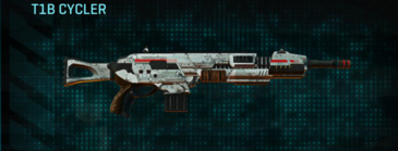 Rocky tundra assault rifle t1b cycler