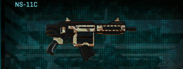 Arid forest carbine ns-11c