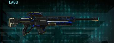 Nc loyal soldier sniper rifle la80