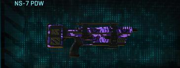 Vs alpha squad smg ns-7 pdw
