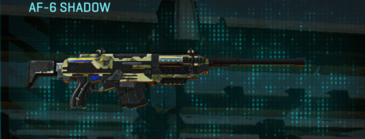 Palm scout rifle af-6 shadow