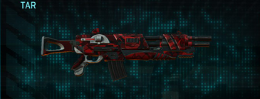Tr alpha squad assault rifle tar