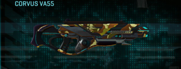 India scrub assault rifle corvus va55