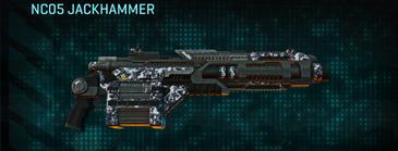 Snow aspen forest heavy gun nc05 jackhammer