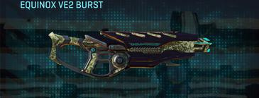 Pine forest assault rifle equinox ve2 burst