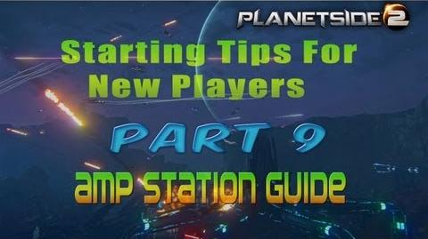Planetside 2 Starting Tips For New Players Part 9 Amp Station Guide-0