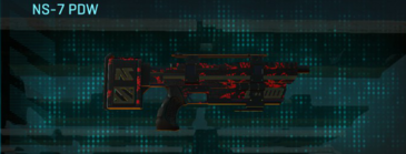 Tr loyal soldier smg ns-7 pdw