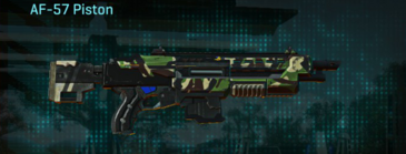 African forest shotgun af-57 piston