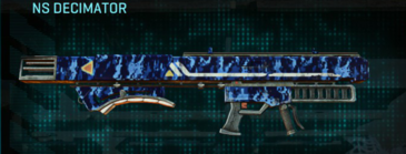 Nc digital rocket launcher ns decimator