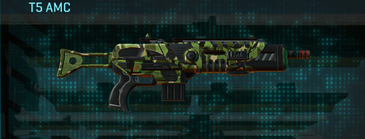 Jungle forest carbine t5 amc