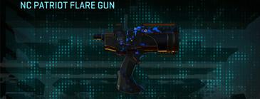Nc loyal soldier pistol nc patriot flare gun