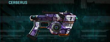 Vs urban forest pistol cerberus