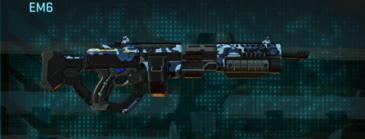 Nc alpha squad lmg em6