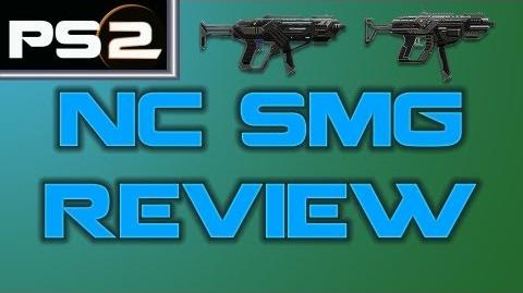 Planetside 2 - New Conglomerate SMG review - Mr