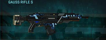 Nc alpha squad assault rifle gauss rifle s
