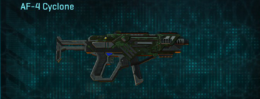 Clover smg af-4 cyclone