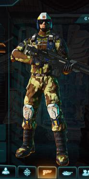 Nc india scrub combat medic