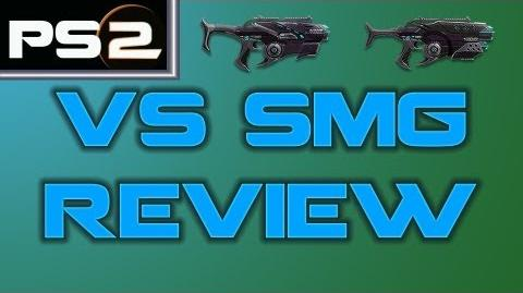 Planetside 2 - Vanu Sovereignty SMG review - Mr