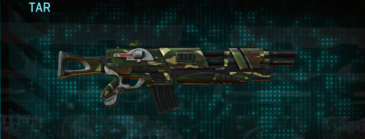 Temperate forest assault rifle tar