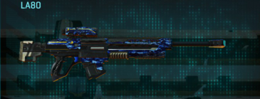 Nc digital sniper rifle la80