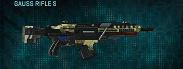 Palm assault rifle gauss rifle s