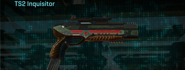 Amerish scrub pistol ts2 inquisitor
