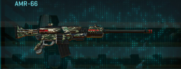 Scrub forest battle rifle amr-66