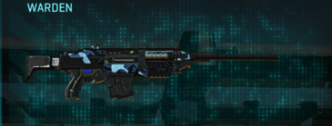 Nc alpha squad battle rifle warden