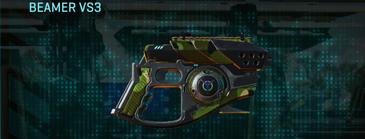 Jungle forest pistol beamer vs3